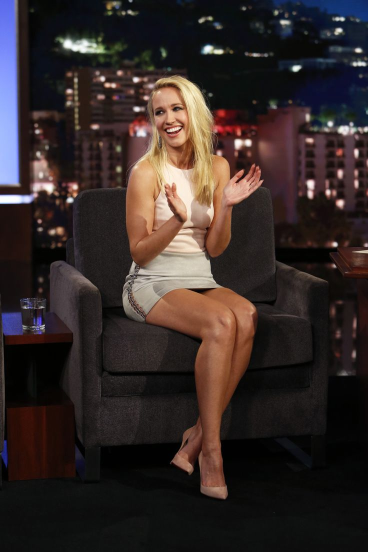 "kev6425: ""Anna Camp on Jimmy Kimmel Live """