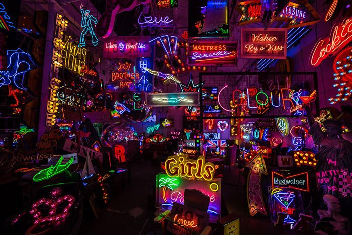 Gods Own Junkyard Unit 12 Ravenswood Industrial Estate Shernhall Street London E17 9HQ www.godsownjunkyard.co.uk