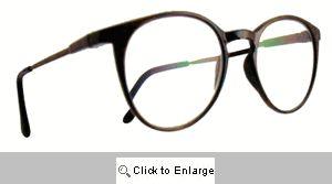 A-Plus Small Round Glasses - 254 Tortoise