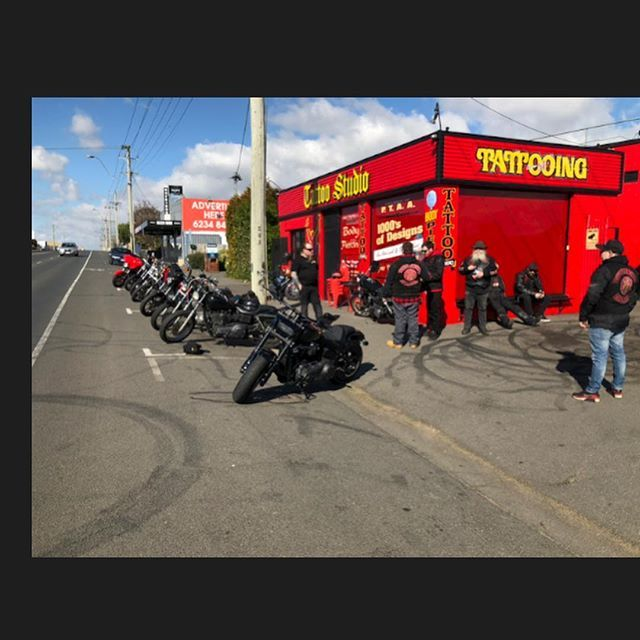 Stay Wild Never Let Them Control You F T G Stay Wild Motorcycle Gang Tasmania