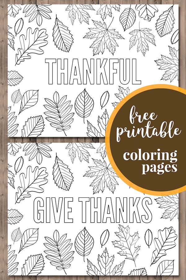 Thanksgiving Coloring Pages Free Printable Holidays Thanksgiving