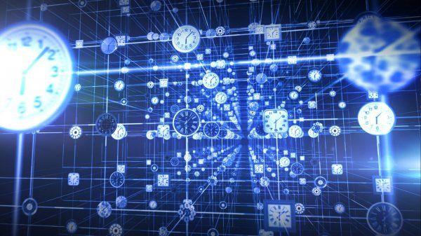 """Ученые создали """"кристаллы времени"""" http://actualnews.org/exclusive/151901-uchenye-sozdali-vremennye-kristally.html  Физики создали новую форму материи, в которой кристаллы регулярно повторяются не в пространстве, а во времени.  """"Кристаллы времени"""" успешно созданы в двух отдельных исследованиях и могут стать прорывом в развитии квантовых компьютеров, передает Daily Mail."""