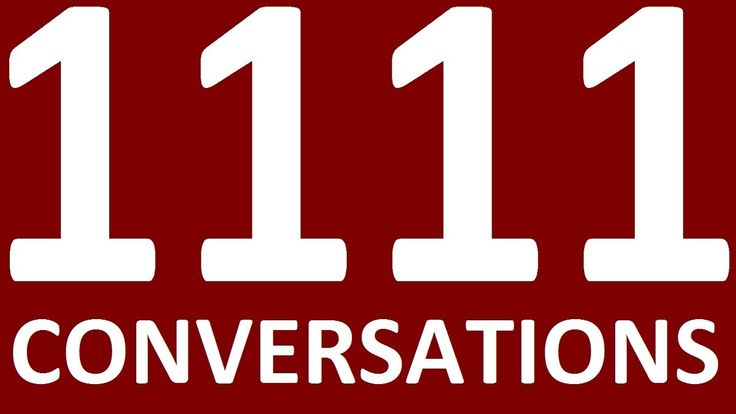 1111 ENGLISH CONVERSATIONS. Learn English speaking practice easily. English Conversation - YouTube