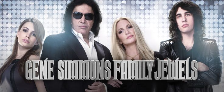 Gene Simmons Family Jewels cancelled