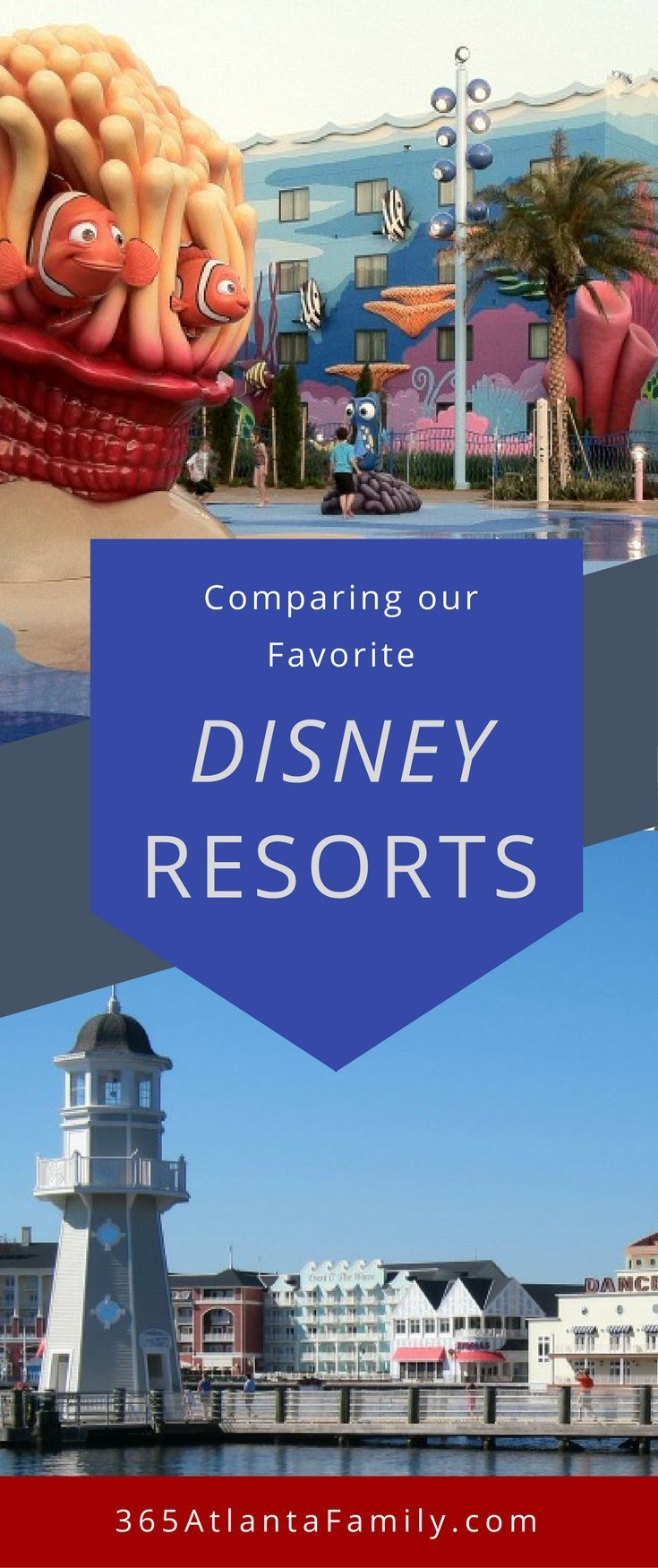 Staying at one of the disney resorts is supercalifragilisticexpialidocious. Why? Because of the extras you get on property. Here's are the special extras we've found.