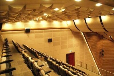 Ahşap Akustik Panel ve İç Mimari Proje
