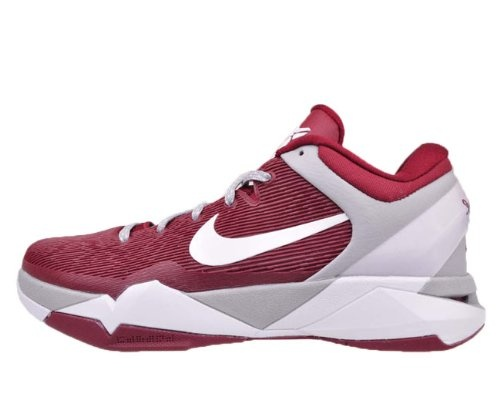 low priced 6e528 93f60 ... discount code for nike zoom kobe vii 7 system lower merion hs ace red  white shark
