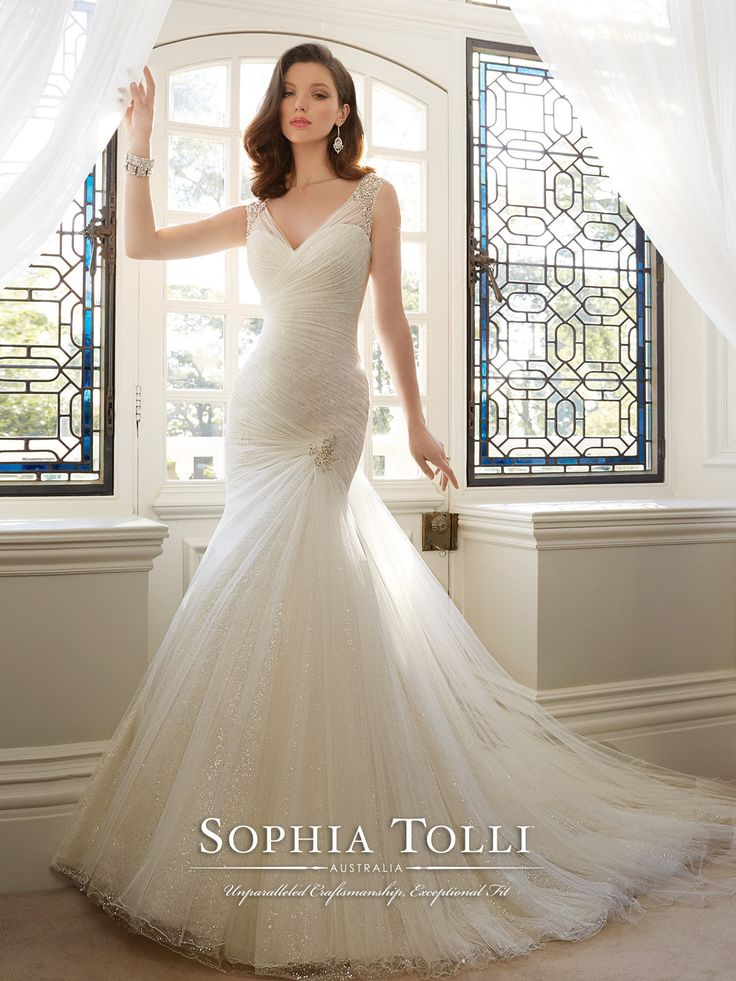 Sophia Tolli - Candace - Y11640 - All Dressed Up, Bridal Gown