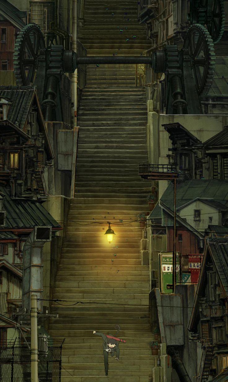 Blue Exorcist - Art Direction - Shinji Kimura ✤ || CHARACTER DESIGN REFERENCES | キャラクターデザイン | çizgi film • Find more at https://www.facebook.com/CharacterDesignReferences & http://www.pinterest.com/characterdesigh if you're looking for: bandes dessinées, dessin animé #animation #banda #desenhada #toons #manga #BD #historieta #sketch #how #to #draw #strip #fumetto #settei #fumetti #manhwa #anime #cartoni #animati #comics #cartoon || ✤