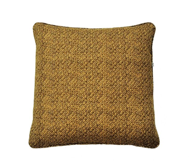 Tampico Rattan Indoor / Outdoor cushion cover by JulieAlvesDesigns on Etsy