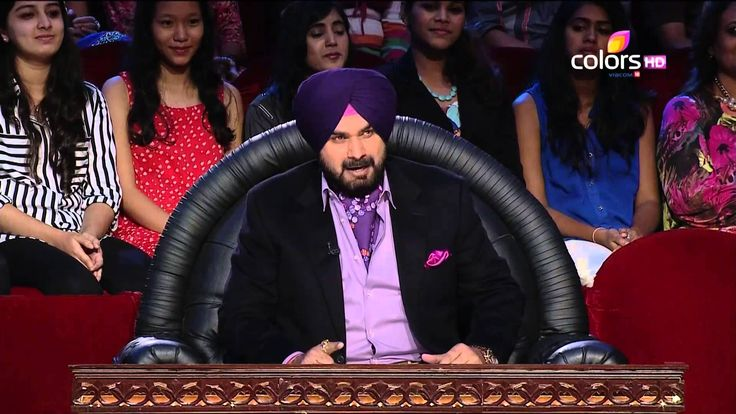 Comedy Nights With Kapil - Anupam Kher - Full Episode - 2nd August 2014 ...