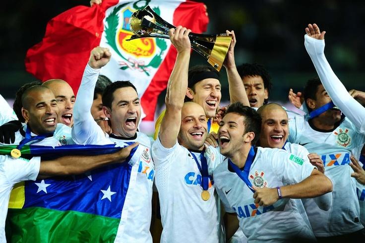 Corinthians vence Chelsea e é o campeão do Mundial de Clubes 2012