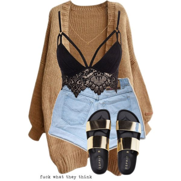 Untitled #36 by rosymamii on Polyvore featuring polyvore, fashion, style, Club L and clothing
