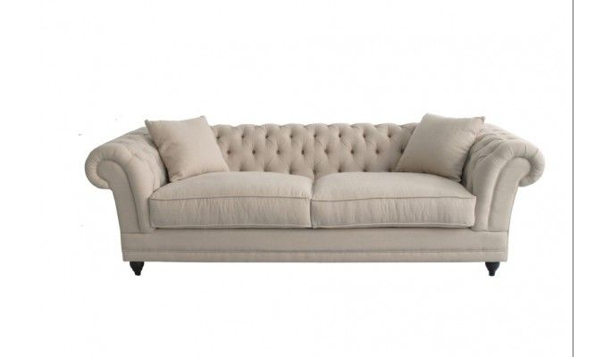 European Style Mayson 3 Seater Sofa $1298
