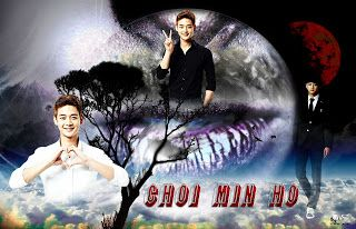 Asian Wallpaper For You: Choi Min Ho