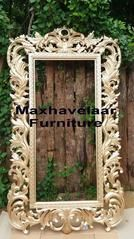 Cermin Baroq Jepara - Baroque Frame • Max Havelaar Furniture • Indonetwork.co.id