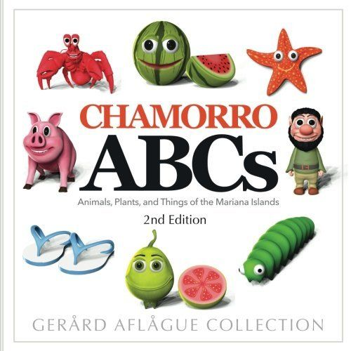 From Amazon: This Guam and CNMI-centric alphabet book illustrates the Chamorro ABCs in colorful pictures, with narratives to engage small children. The Chamorro language originates from the native people of the Mariana Islands of Guam, Saipan, Rota, and Tinian. This children's book invites parents to interact with their kids using this picture book by helping …