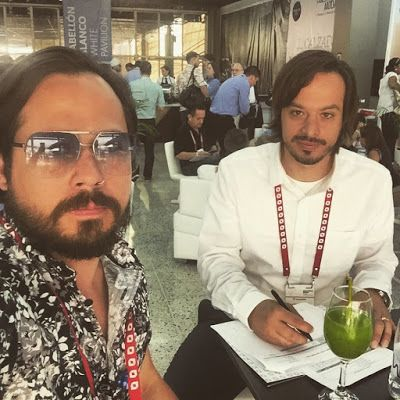 Viento - Trading without borders: Colombia Moda 2015 At ProColombia business brunch...