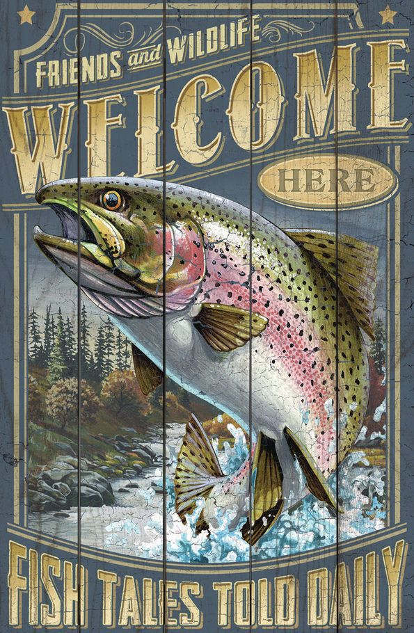 Fisher's Welcome