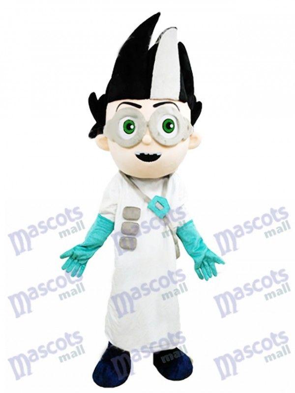PJ Masks Romeo Evil Scientist Mascot Costume