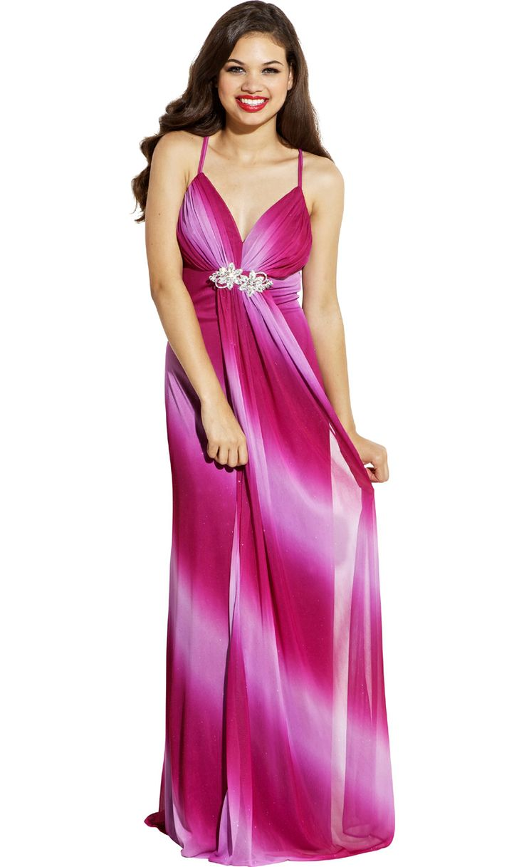 Ombre Glitter 70s Prom Dress $84.99 This dress in grey and black is awesome!