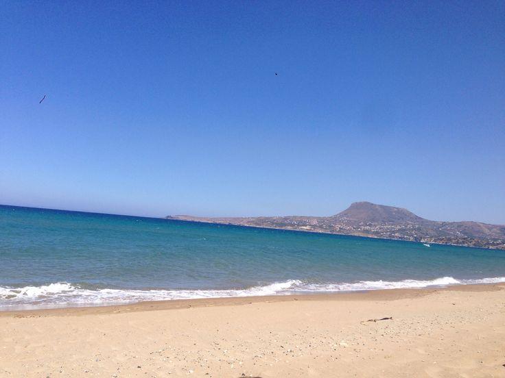 Kalyves Beach, Crete