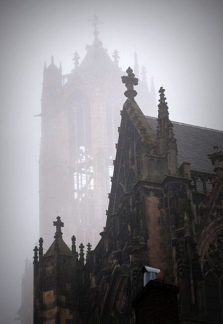 14th century Cathedral of Saint Martin known as The Dom of Utrecht   Flickr - Photo Sharing!