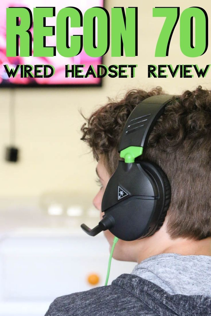 Turtle Beach Recon 70 Review- Best Gamer Headset | Eat