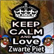 I Love zwarte Piet!!!!
