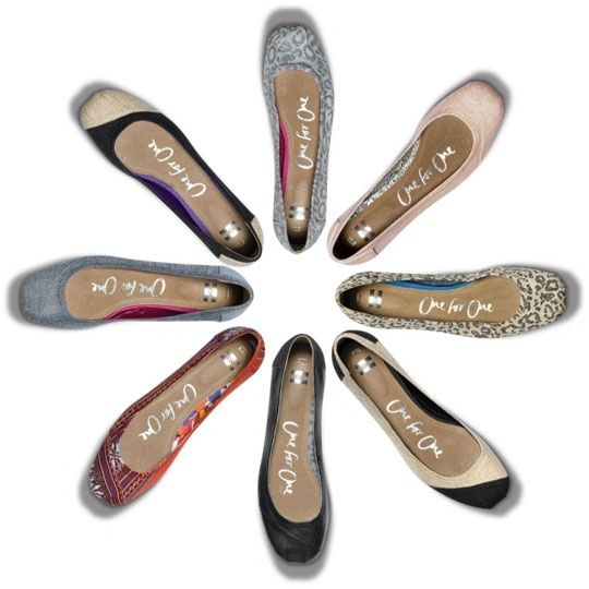 Toms has ballet flats?? I'm about to have a heart attack. And a new obsession. And no money.