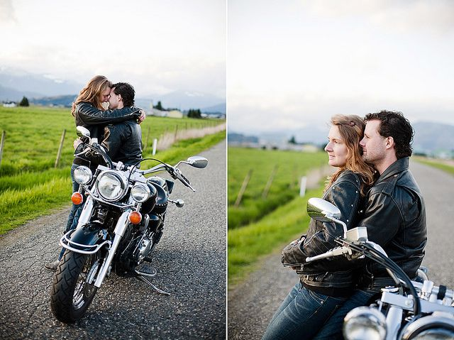 Motorcycle Wedding Poses 116 Best Images About