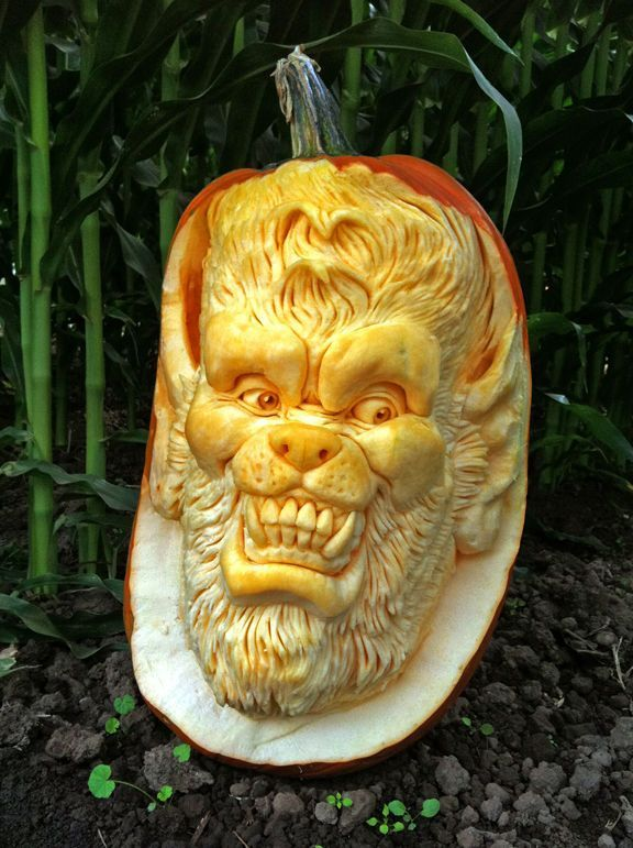 Best Halloween Pumkin Carvings Images On Pinterest Halloween - Mind blowing pumpkin carvings by ray villafane 2
