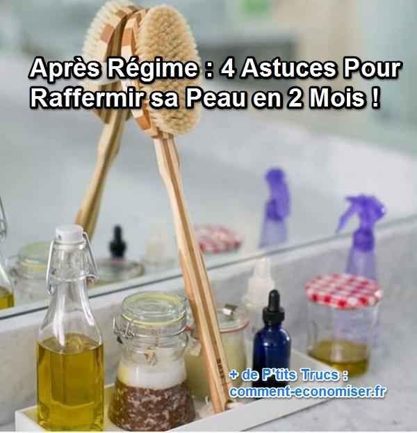 Après Régime : 4 Astuces Pour Raffermir sa Peau en 2 Mois !