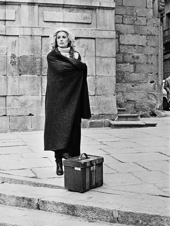 Catherine Deneuve dans le film « Tristana » réalisé par Luis Bunuel en 1973.