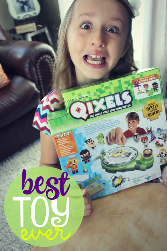Best Toy Ever : Best toy ever qixelsworld cg ad gift ideas