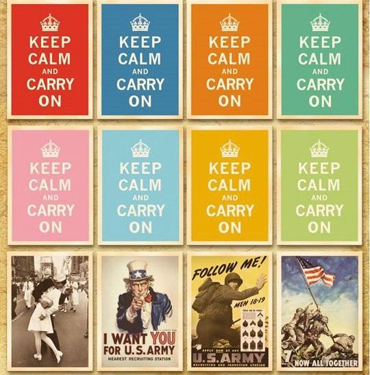 32 Pcs 1 Set 10*14 cm Vintage Style WW2 Military Theme Postcards Gift Greeting Cards-in Greeting Cards from Office & School Supplies on Alie...