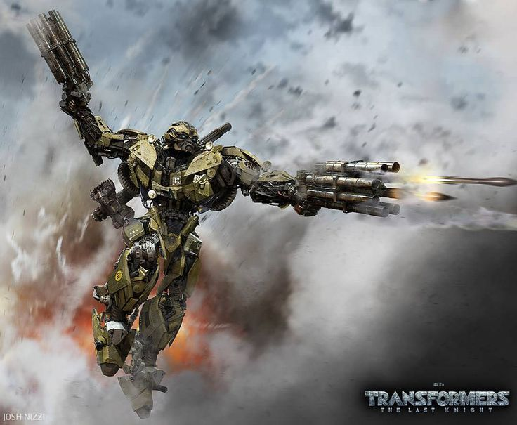 Josh Nizzi 's Transformers: The Last Knight Concept Art | TFW2005 - The 2005 Boards