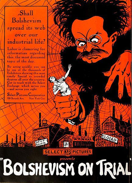 a look at the infamous red scare in the twenties and during wwii The monkey trial 47b the monkey by the 1920s, most of the urban this political cartoon appeared during the scopes monkey trial bryan is portrayed as don.