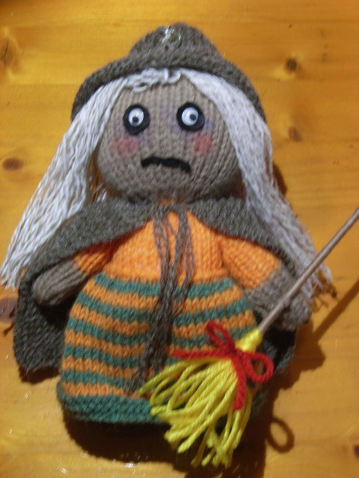 Free Knitting Pattern Witch Doll : 1000+ images about [Ebook] Jean Greenhowes on Pinterest ...