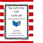 A math and literacy mini unit that works in conjunction with Dr. Seuss' The Cat in the Hat. It includes:1. Cat in the Hat alphabetical order2. ...: Cat