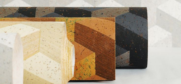 Cubism wallcovering