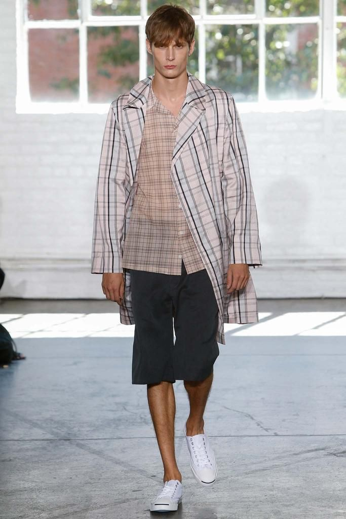 Duckie Brown Spring 2015 Menswear - Collection - Gallery - Look 1 - Style.com