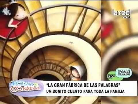 SALFATE 346 - LA GRAN FABRICA DE LAS PALABRAS