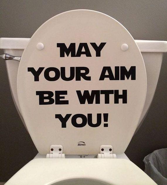 44 best Star Wars Bathroom Ideas images on Pinterest | Funny stuff ...