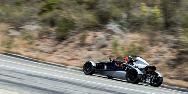 The Ariel Atom 3S Is 360 Horsepower of Grin-Inducing Insanity  - RoadandTrack.com