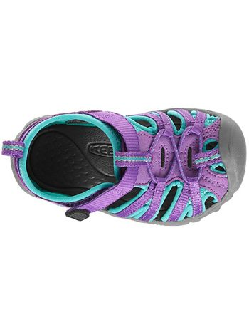 KEEN Whisper Dewberry/Baltic Tots available at www.tinysoles.com! #TinySoles