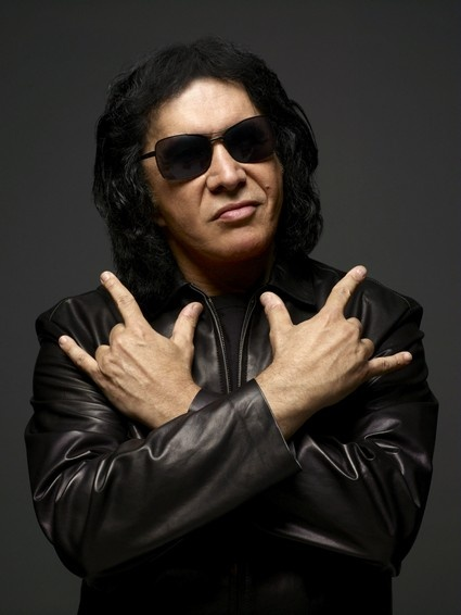 "Gene Simmons ""discovered"" Van   Halen and subsequently produced their demo tape only to be turned down by Kiss Manager Bill Aucoin."