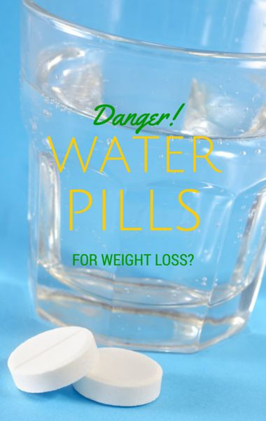 Dr. Oz talked about water pills and their dangers, warning people that they could hurt their organs, cause them to gain weight, and make them very sick. http://www.wellbuzz.com/dr-oz-diet/dr-oz-water-pills-dangerous-rebounding-effect-dehydration/