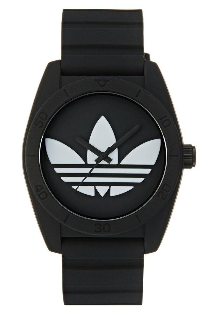 adidas Originals Zegarek schwarz