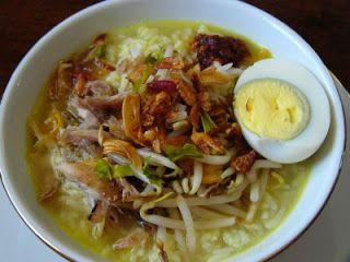 Resep cara membuat soto lamongan http://resepjuna.blogspot.com/2016/05/resep-soto-lamongan-daging-ayam-polll.html masakan indoensia